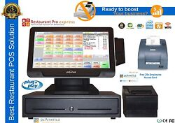 All-in-one Point Of Sale Complete System/ Restaurant/ Bar/ Night Club