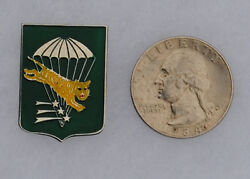 Wartime Early Lldb Beer Can Special Forces Crest Di
