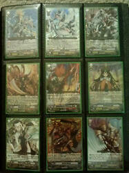 vanguard cardfight complete first set