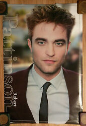Sexy Guy Dorm Poster Robert Pattinson Twilight Jacob