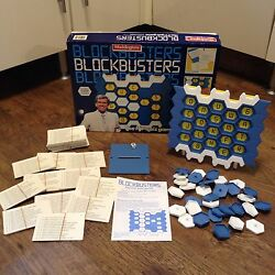 blockbusters itv tv board game retro bob
