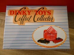 dinky toys atlas coffret collector neuf