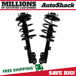Front Complete Strut And Coil Spring Assembly Pair 2 For 2003-2007 Nissan Murano