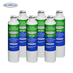 Aquafresh Replacement Water Filter For Samsung Rs261mdrs Refrigerator 6-pk