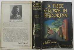 BETTY SMITH A Tree Grows in Brooklyn FIRST EDITION