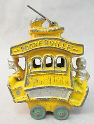 1923 fontaine fox toonerville trolley lead