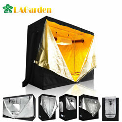 LAGarden™ Hydroponics Grow Tent 100% Reflective Mylar Non Toxic Indoor Room