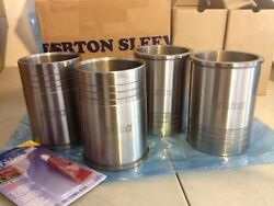 Darton Dry Block Sleeves For Holden Commodore Rb30 Rb30et