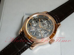 Jaeger leCoultre Master Minute Repeater Skeleton Rose Gold Q1642450 Limited 175