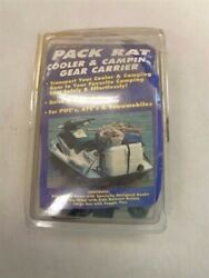 Pack Rat Cooler And Camping Gear Carrier Net Black Marine Boat