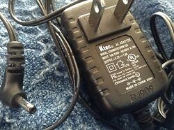 Ktech Ac Adapter Kscfb0500070w1us Output 5v Wall Plug In Fits Sch1 And Echo Also