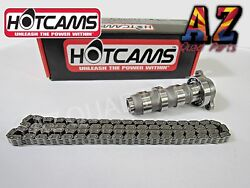 Yamaha Raptor 660 Yfm660 Hotcams Hot Cam Stage 1 One Camshaft Timing Chain 01-05