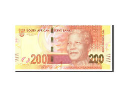 [114009] South Africa, 200 Rand, 2012, Km137, Undated, Unc65-70