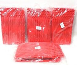 New 1000 Cambridge Numbered Security Seals Plastic Truck Container Seal 1000 Ct