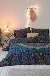 Hippie Indian Tapestry Bed Sheet Mandala Decor Dorm Bedding Bed Cover Boho Throw