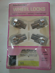 Mcgard 171 12mm X 1.5 Wheel Locks For Bmw And Fiat With Oe Style Steel Wheels