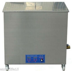130l Industrial Ultrasonic Cleaner For Pcb,electronics,jewelry,dental,machine