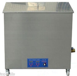 130l Industrial Ultrasonic Cleaner For Pcb, Electronics, Jewelry, Dental,machine