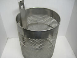 New Perfect Condition Food Basket Oem 09804 Fits Broaster Mod.1800 G Or E