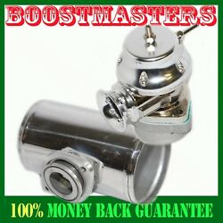 For 3.5o.d. Adj. Adapter Rs Style Pipe+turbo Tpye S/rs Blow Off Valve Bov