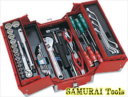 Tone Industrial Machinery Maintenance Tool Set 53 Pieces Tss4331 Made In Japan