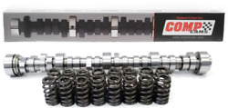Comp Cams Thumpr Camshaft And Springs Kit For Chevrolet Gen Iii Iv Ls 553/536 Lift