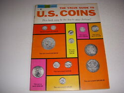 The Value Guide To U.s. Coins Magazine, Modern Guide Library 6, 1962