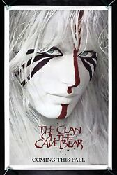 Clan Of The Cave Bear Cinemasterpieces Advance Movie Poster 1985 Daryl Hannah
