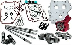 Feuling Race Series 630 Chain Drive Cam Complete Camchest Kit Harley TC 07-16