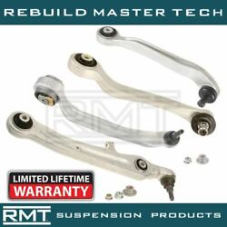 Bentley Continental Front Left Upper And Lower, Forward And Rearward Control Arms