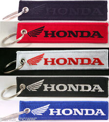 Honda Motorcycles Key Chain Motorbikes Bikers $4.95