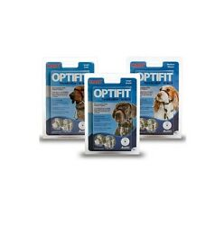 Halti Opti Fit for  Dog muzzle - S - M - L - Customized fitting for every dog