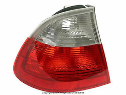 For Bmw E46 323i 325xi 00 - 05 Seima Taillight With White Turn Signal For Fender
