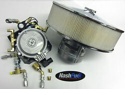 Performance Dual Fuel Propane And Gas Kit Large Engine High Hp Horsepower V8 454