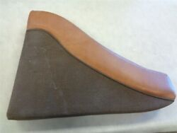 Scout 350 Lxf Port Aft Bow Cushion Brown / Cayenne 24 X 18 Marine Boat