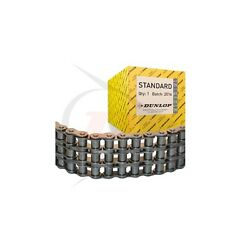 Ansi/as 80-3 1 25.4mm Pitch Dunlop Stainless Steel Roller Chain - 5 Metre Box
