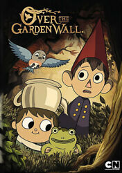 Over The Garden Wall [new Dvd] Dolby