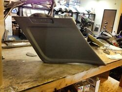1990-2008 Touring Harley Stretched Saddlebags And Rear Fender Bags Tol Ss
