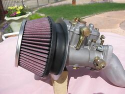 Mini Cooper Classic Weber 45 Dcoe Carbkandn Filtermed Intake Sysand Alloy Intake