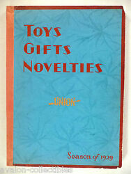 Union Hardware And Metal Catalog - 1929 110 Pages Of Toys, Toy