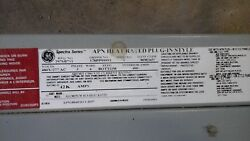 General Electric Spectra Series Panel With 7 Pre-installed Breakers