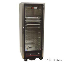 Carter-Hoffmann HL3-14 34 Height Mobile Heating and Holding Cabinet