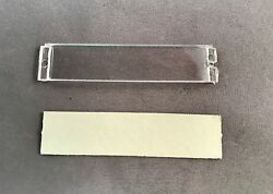 Vintage Antique 2500  2554 Telephone Replacement Number Window- SKU - 21616