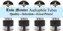 Audio Research Reference 300 Mk I Ultimo Tube Set Genalex Kt88+goldpin Preamp