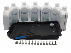 Zf 8hp70 Automatic Transmission Gearbox Filter Fluid Service Kit With 8l Of Oil