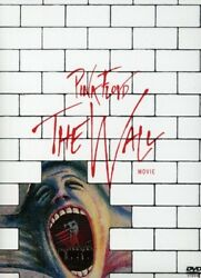Pink Floyd The Wall [new Dvd] Deluxe Ed, Anniversary Ed, Digipack Packaging, A