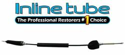 1970-72 Oldsmobile Cutlass 442 W-30 W-31 Turbo 350 And 400 Dual Gate Shifter Cable