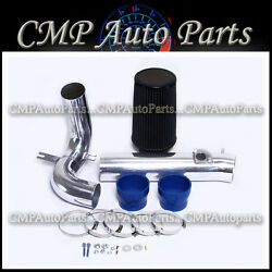 Blue Black 2004-2011 Mazda Rx8 Rx-8 Cold Air Intake Kit Induction Systems