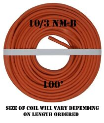 10/3 Nm-b X 100' Southwire Romex® Electrical Cable