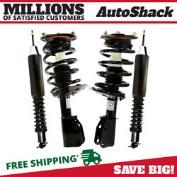 Front Complete Strut And Rear Shock Absorber Kit Set Of 4 For Buick Lesabre 3.8l